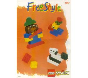 LEGO Freestyle Canister, 4+ Set 4147