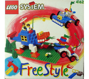 LEGO Freestyle Multibox, 6+ Set 4162