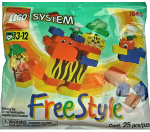 LEGO Freestyle Set 1846
