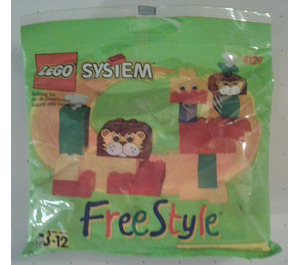 LEGO Freestyle Trial Size Bag Set 4129