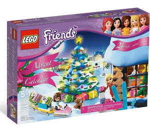 LEGO Friends Advent Calendar Set 3316 Packaging
