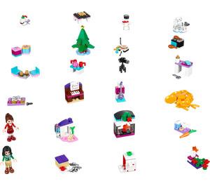 LEGO Friends Advent Calendar Set 41131-1