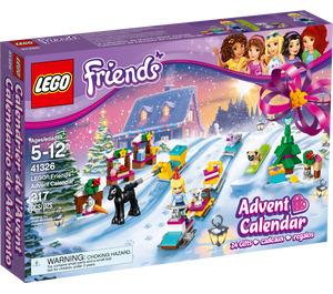LEGO Friends Advent Calendar Set 41326 Packaging