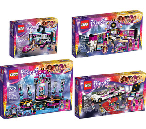 LEGO Friends Pop Star Collection (5004809)