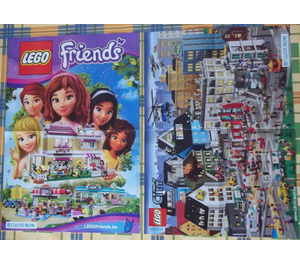 LEGO Friends Poster (HLN)