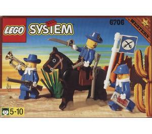LEGO Frontier Patrol Set 6706