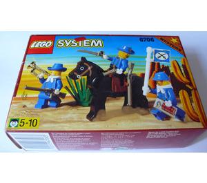 LEGO Frontier Patrol Set 6706 Packaging