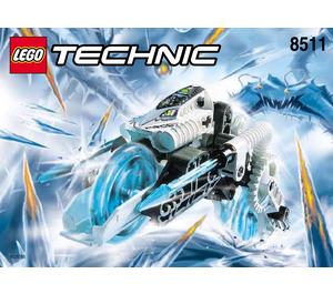 LEGO Frost Set 8511 Instructions