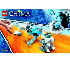 LEGO Frozen Spikes Set 70151 Instructions