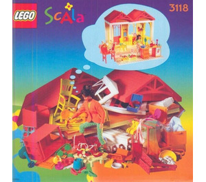 LEGO Fun Fashion Boutique Set 3118