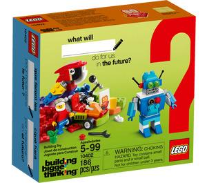 LEGO Fun Future Set 10402 Packaging