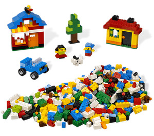 LEGO Fun With Bricks Set 4628