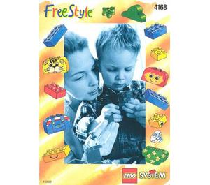 LEGO Funimal Set 4168