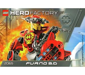 LEGO Furno 2.0 Set 2065 Instructions