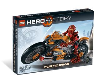 LEGO Furno Bike Set 7158 Packaging