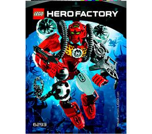 LEGO Furno Set 6293 Instructions