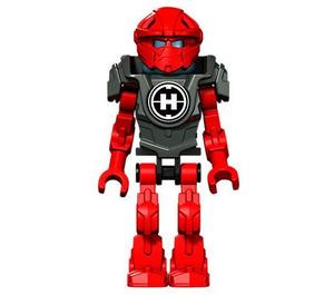 LEGO Furno with Blue Head Minifigure