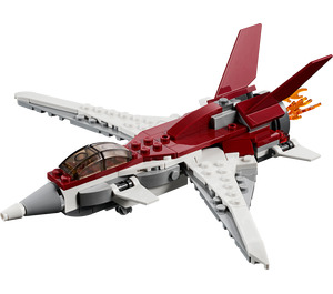 LEGO Futuristic Flyer Set 31086