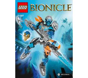 LEGO Gali - Uniter of Water Set 71307 Instructions