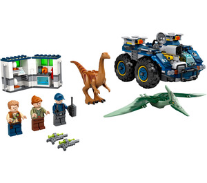 LEGO Gallimimus and Pteranodon Breakout Set 75940