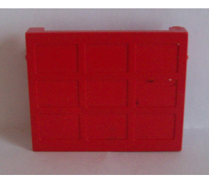 LEGO Garage Door with LEGO Logo Embossed (822)