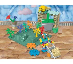 LEGO Gardening with Stripy Set 7437