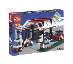 LEGO Gas N' Wash Express Set 6472