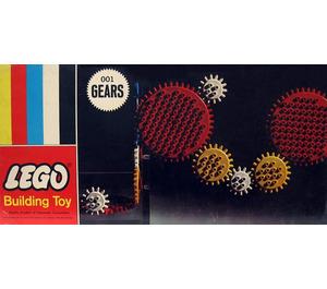 LEGO Gears Set 001