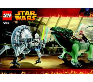 LEGO General Grievous Chase Set 7255 Instructions