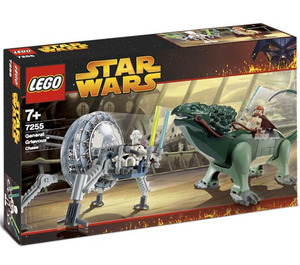 LEGO General Grievous Chase Set 7255 Packaging