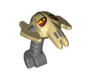 LEGO General Grievous Head (11992 / 90267)