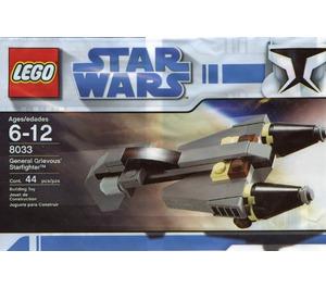 LEGO General Grievous' Starfighter Set 8033