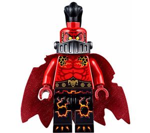 LEGO General Magmar Minifigure