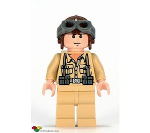 LEGO German Soldier 5 Minifigure