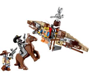 LEGO Getaway Glider Set 70800