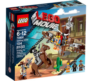 LEGO Getaway Glider Set 70800 Packaging