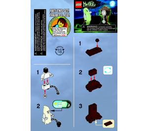 LEGO Ghost Set 30201 Instructions