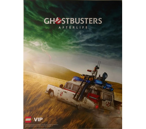 LEGO Ghostbusters Afterlife poster (5006632)