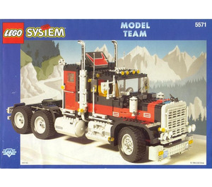 LEGO Giant Truck Set 5571