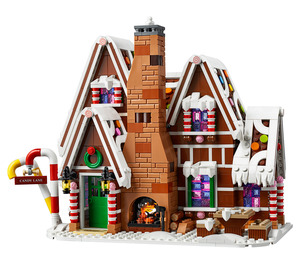 LEGO Gingerbread House Set 10267