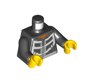 LEGO Girl from Halloween Hayride Minifig Torso (973 / 76382)
