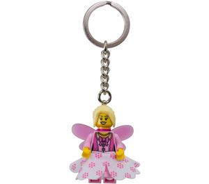 LEGO Girl Minifigure Key Chain (850951)