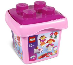 LEGO Girls Fantasy Bucket Set 5475