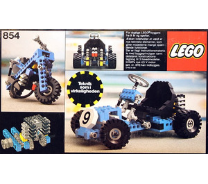LEGO Go-Kart Set 854