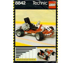 LEGO Go-Kart Set 8842