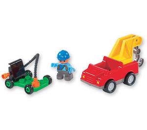 LEGO Go-Kart Transport Set 3606