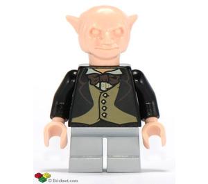 LEGO Goblin with Medium Stone Gray legs Minifigure