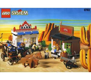 LEGO Gold City Junction Set 6765