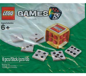 LEGO Gold Dice (4648939)