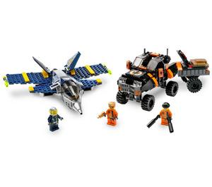 LEGO Gold Hunt Set 8630